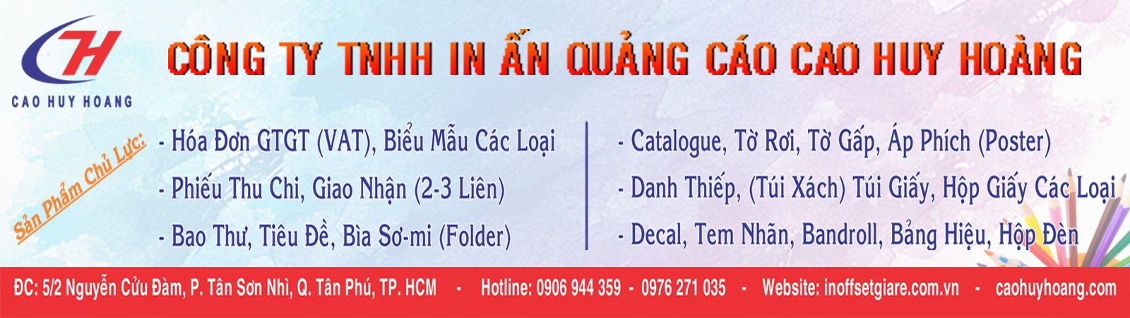 Banner in ấn Cao Huy Hoàng 6